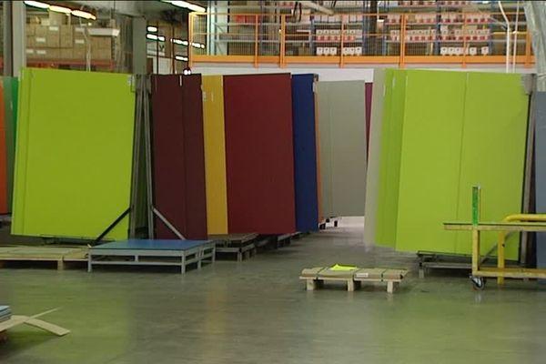 Abéo fabrique du matériel sportif et fournit même les jeux olympiques