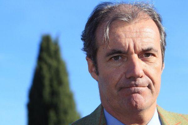 Luc Jousse vient d'être suspendu de l'UMP