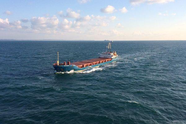 Le cargo Bellaland a été remorqué par le CROSS au large de Dunkerque.