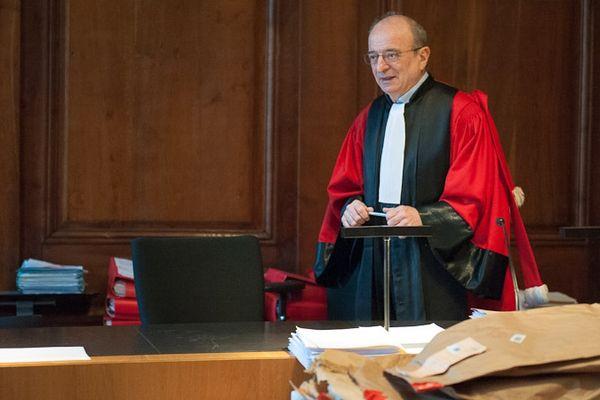 le président de la cour d'assises