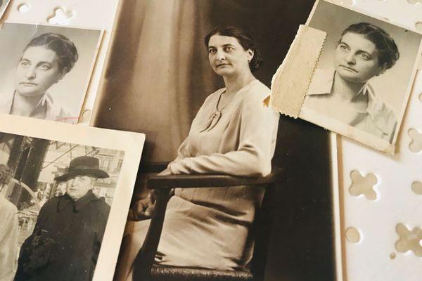 Yvonne Martinet, romancière oubliée.