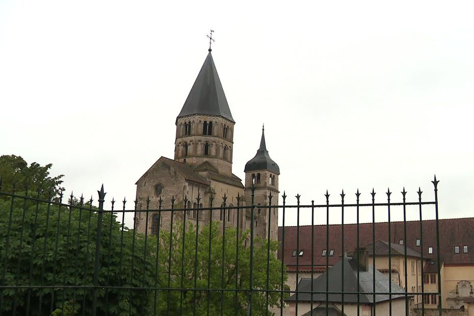L'Abbaye de Cluny et les sites Clunisiens bientôt classés au patrimoine mondial de l'Unesco