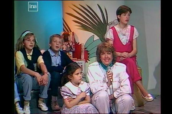 """L'émission préférée des enfants : """"Fêtez votre anniversaire avec Dominique"""" !"""