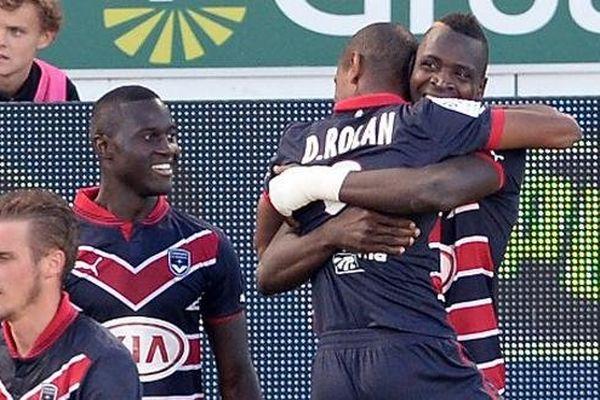 Cheick Diabaté s'est offert un doublé contre Sochaux