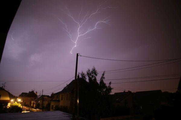 Des orages violents sont attendus jusque dans la nuit en Haute-Loire et dans l'Allier