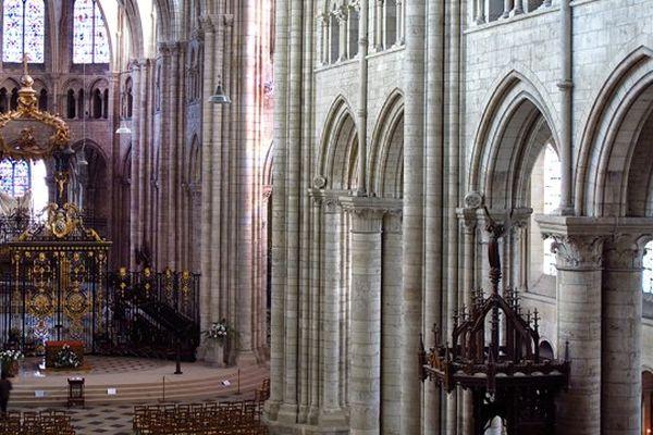 La cathédrale de Sens fête ses 850 ans en 2014