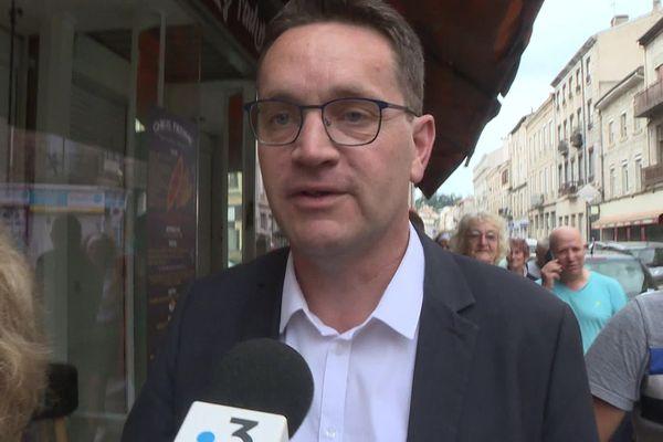 Municipales 2020. Rive-de-Gier (Loire): Vincent Bony devient le nouveau maire Rive-de-Gier. 28/06/20
