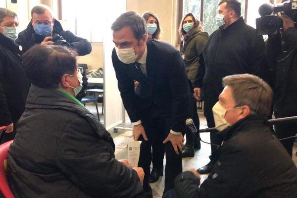 Face à l'explosition de cas de variants, le ministre de la santé, Olivier Véran est attendu en Moselle ce vendredi 12 février 2021.
