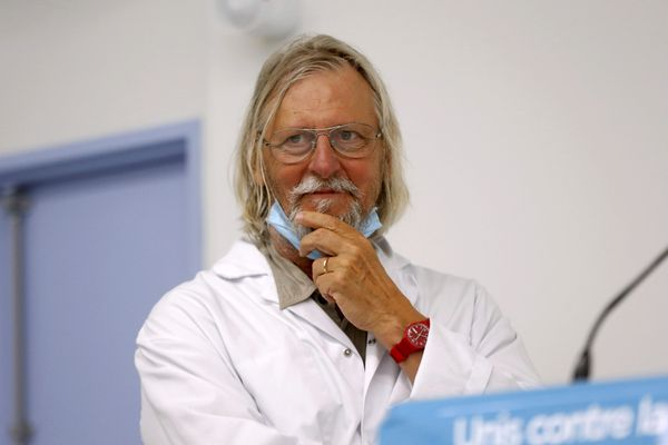 Le professeur Raoult dépose plainte contre le vice-président de l'Ordre des Médecins (13)