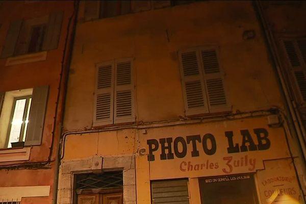 Le maire a signé un arrêté pour cet immeuble situé au 48, rue de l'Observance à Draguignan.