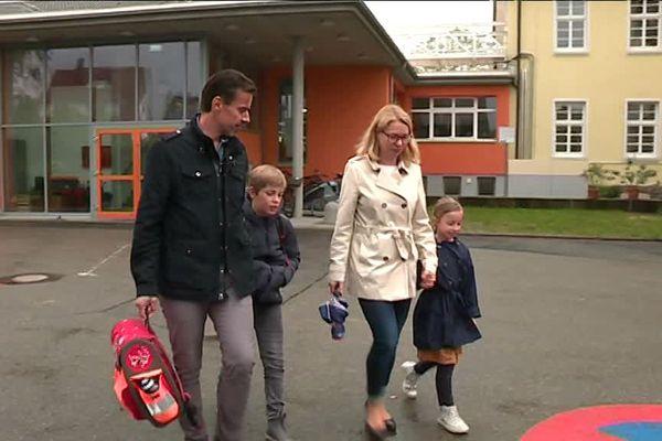 La famille Macor, symbole d'une Europe ouverte vers l'avenir