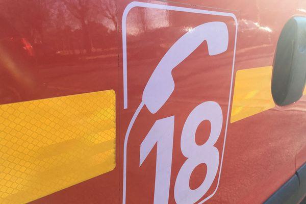 Photo d'illustration d'un véhicule de pompiers.