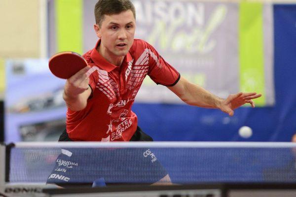 Le Russe Alexey Liventsov continue d'impressionner à Caen