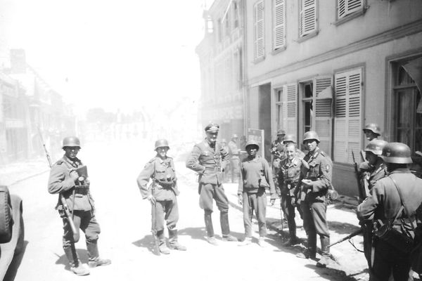 Airaines, le 7 juin 1940