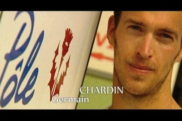 Le verdunois Germain Chardin reviendra t-il avec une nouvelle médaille autour du cou ?