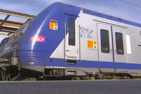 Grève à la SNCF