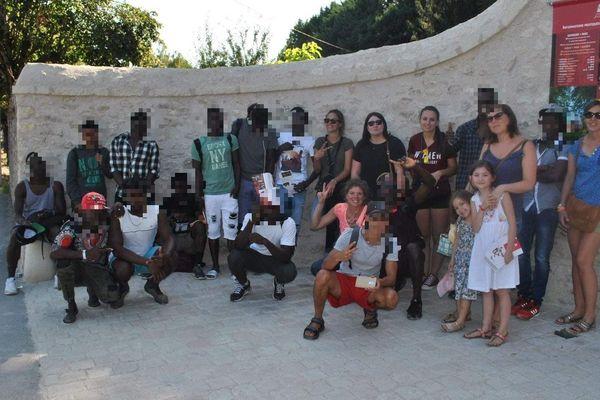 L'association Utopia 56 à Tours accompagne des jeunes migrants isolés. (Photo d'archives août 2019)