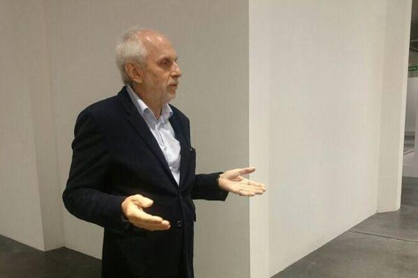 Norbert Fradin, créateur du musée Mer Marine
