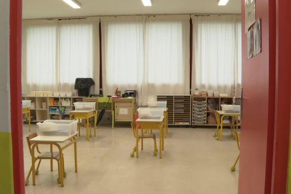 L'école des Ormes (Vienne) accueillera 34 élèves sur les 168 que compte l'établissement.