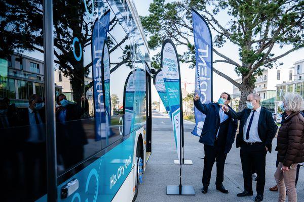 Lorient Agglo veut développer une filière de l'hydrogène sur son territoire, de la production au transport en commun, pour parvenir à l'autonomie énergétique.