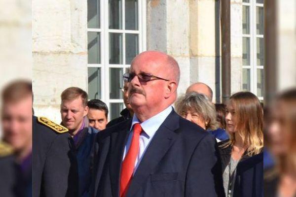 Jackie Leroux Heurtaux, Sous-Préfet de Montbéliard.