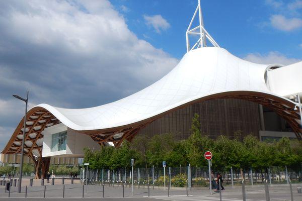 La fréquentation de Pompidou-Metz en forte baisse en 2020 du fait des conséquences de la pandémie de Covid-19.