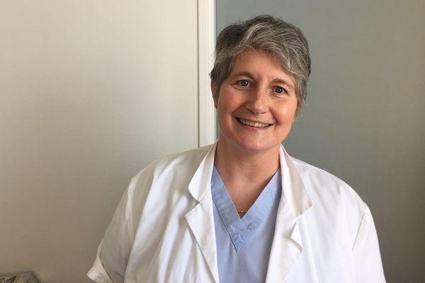 Marie-Astrid Piquet, professeure de gastro-entérologie au CHU de Caen
