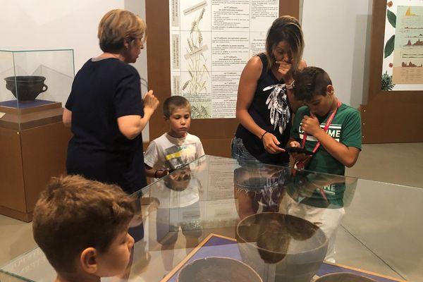Des familles des quartiers sud de Bastia découvrent depuis quelques jours la région de l'Alta Rocca.