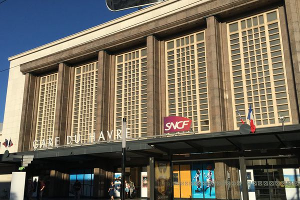 La gare du Havre