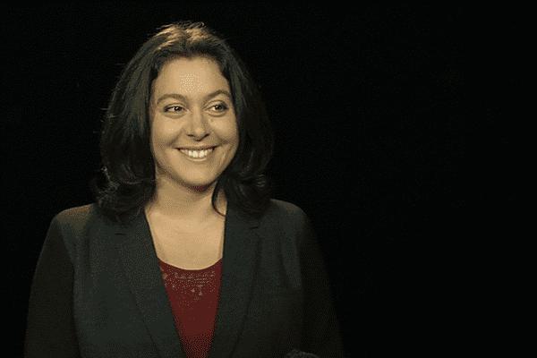Sophie Bringuy préside le groupe Europe Écologie les Verts au conseil régional des Pays de la Loire
