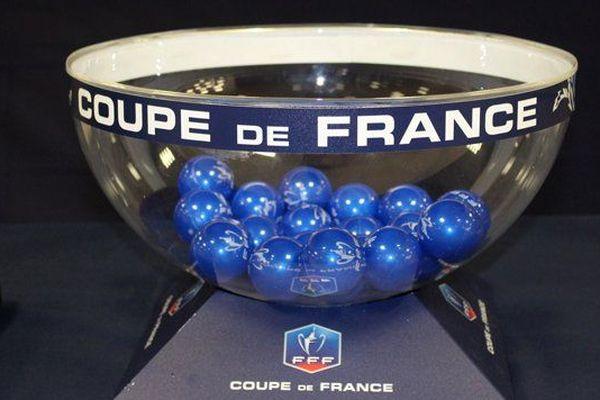 Le tirage au sort de la Coupe de France de football
