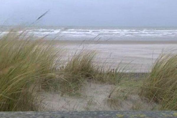 La plage de Berck-sur-mer.