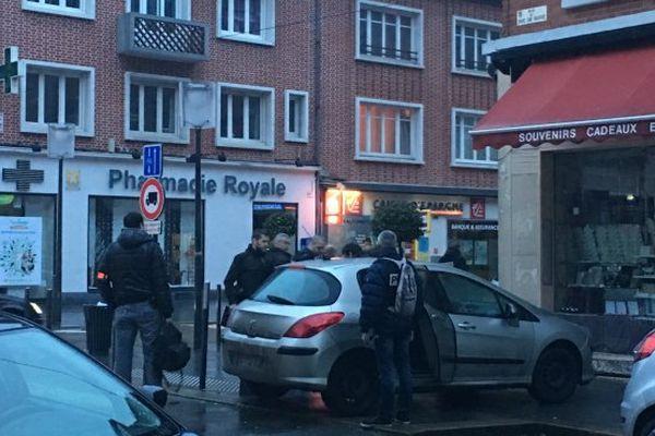 Le coup de filet mené par les policiers mardi matin
