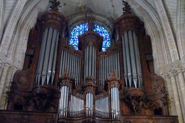 Henri-Franck Beaupérin pourra finalement retrouver son outil de travail, un Cavaillé-Coll de 1873, à la cathédrale d'Angers