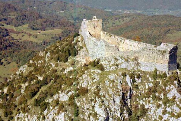Le Chateau de Montségur