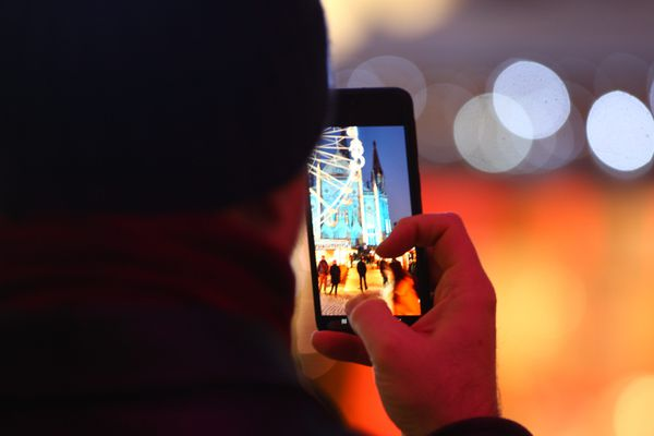 Le marché de Noël virtuel a d'abord été lancé par Le Refuge Lyon.