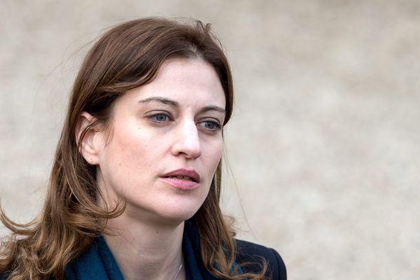 La secrétaire d'Etat chargée de l'Aide aux victimes Juliette Méadel