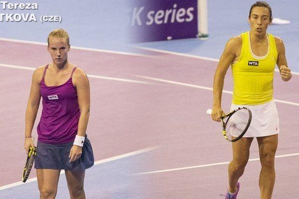 Tereza Smitkova vs Francesca Schiavone