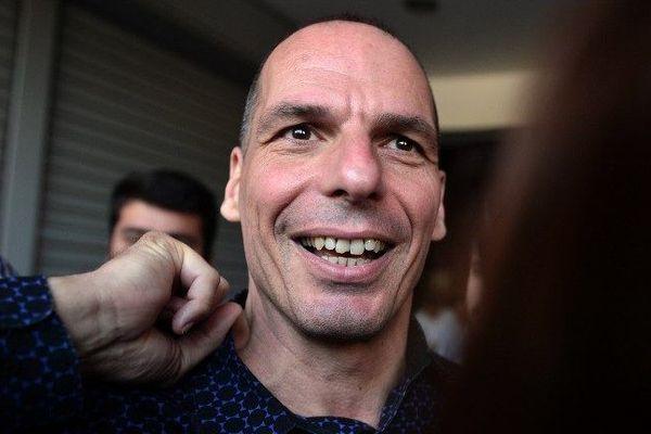 Yanis Varoufakis, ancien ministre grec des Finances