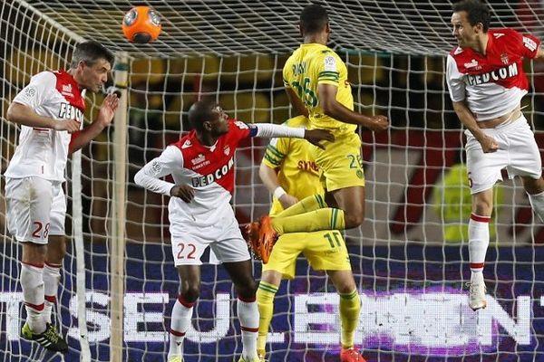 Monaco - Nantes ici en avril dernier.