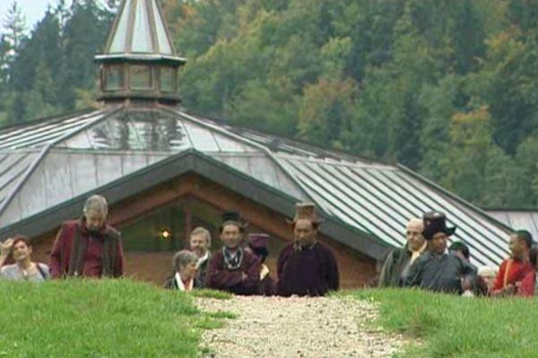 Le groupe va parcourir les Alpes tout le mois d'octobre.