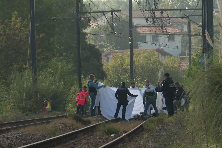 Accident de train à Saint-Jean de Luz : un cinquième homme retrouvé sain et sauf confirme que les migrants étaient endormis sur la voie ferrée