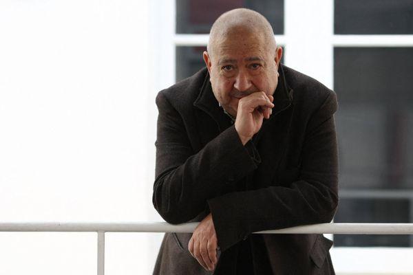 Christian Boltanski, en 2009, à son atelier de Malakoff, au sud de Paris. Photo archives AFP