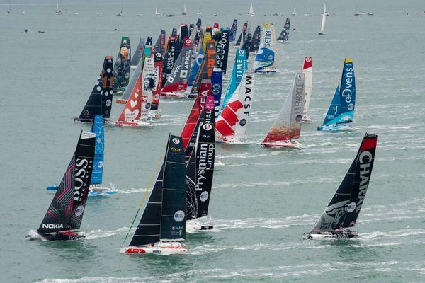 Le départ de la troisième édition de la Drheam Cup sera donné à 13h au large du Becquet à Cherbourg-en-Cotentin.