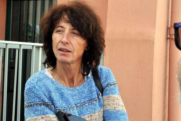 Christine Tequi, présidente du conseil départemental de l'Ariège.