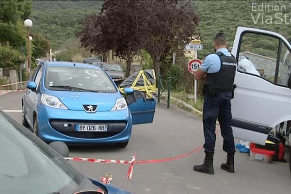 Paul-Dominique Nicolaï a été la cible d'une tentative d'assassinat le 13 juillet 2014 à Sartène (Corse-du-Sud)