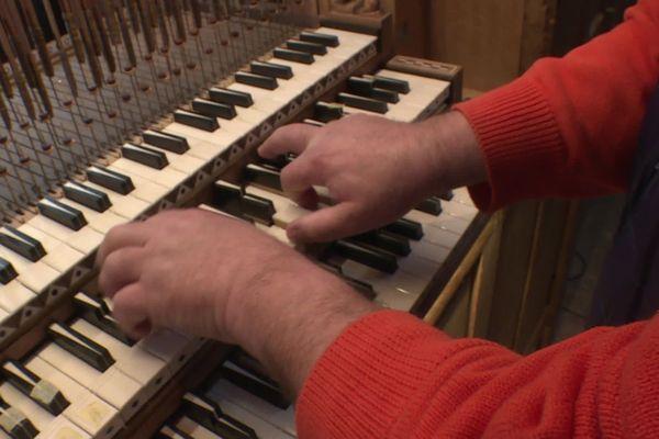 L'orgue de la basilique Notre-Dame de l'Épine (Marne), est en cours de rénovation. Cet instrument datant de la renaissance devrait être fonctionnel à la fin du printemps 2020.