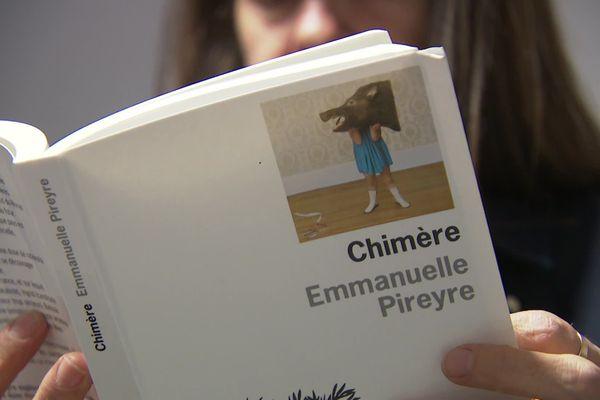Emmanuelle Pireyre, auteure lyonnaise de Chimère (Editions de l'Olivier)