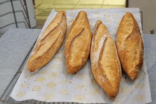 Des baguettes comme celle du boulanger ?