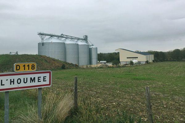 """""""Les silos de la colère"""" - L'Houmée"""
